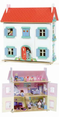 Strawberry Villa dolls house